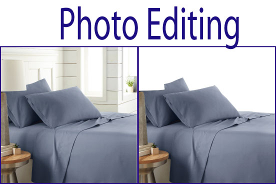 I will add,  remove,  edit photo with photoshop