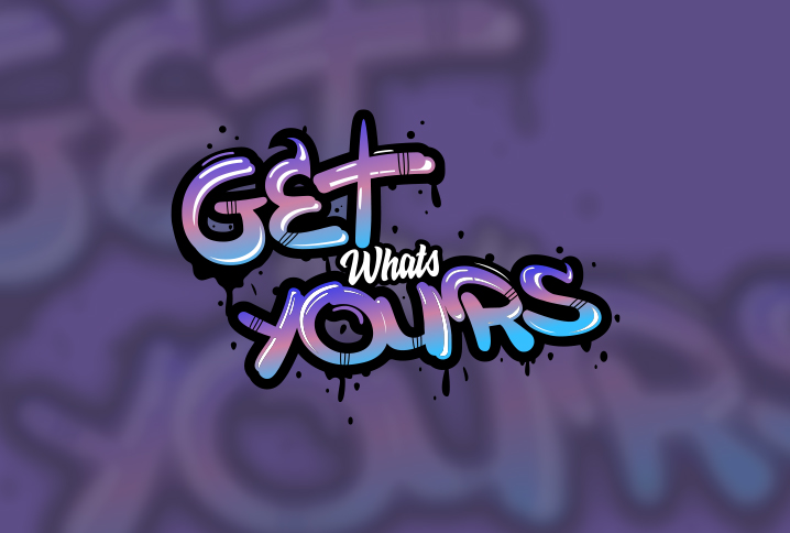 I will make graffiti and calligraphy logo design