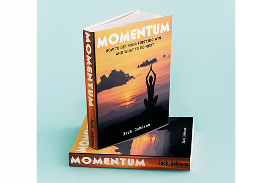 I will do creative and professional Book cover design