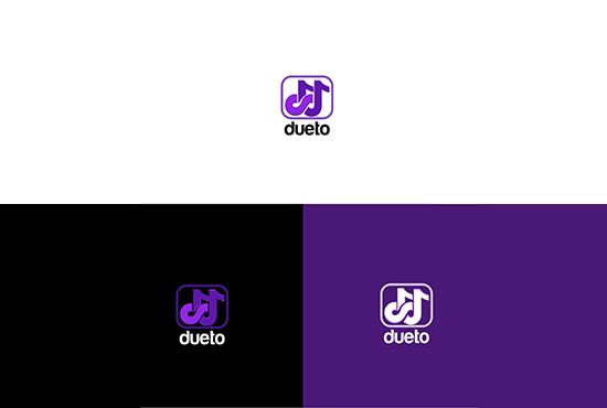 I will do professional minimalist modern logo design
