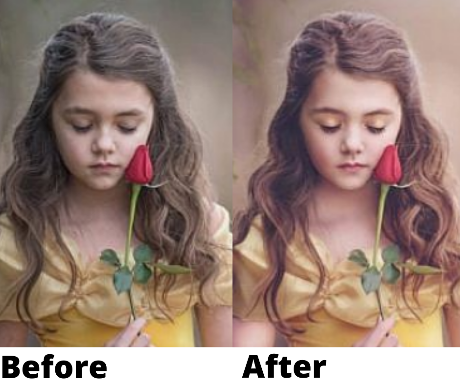 Professional editing service to edit 2 pictures according to your need
