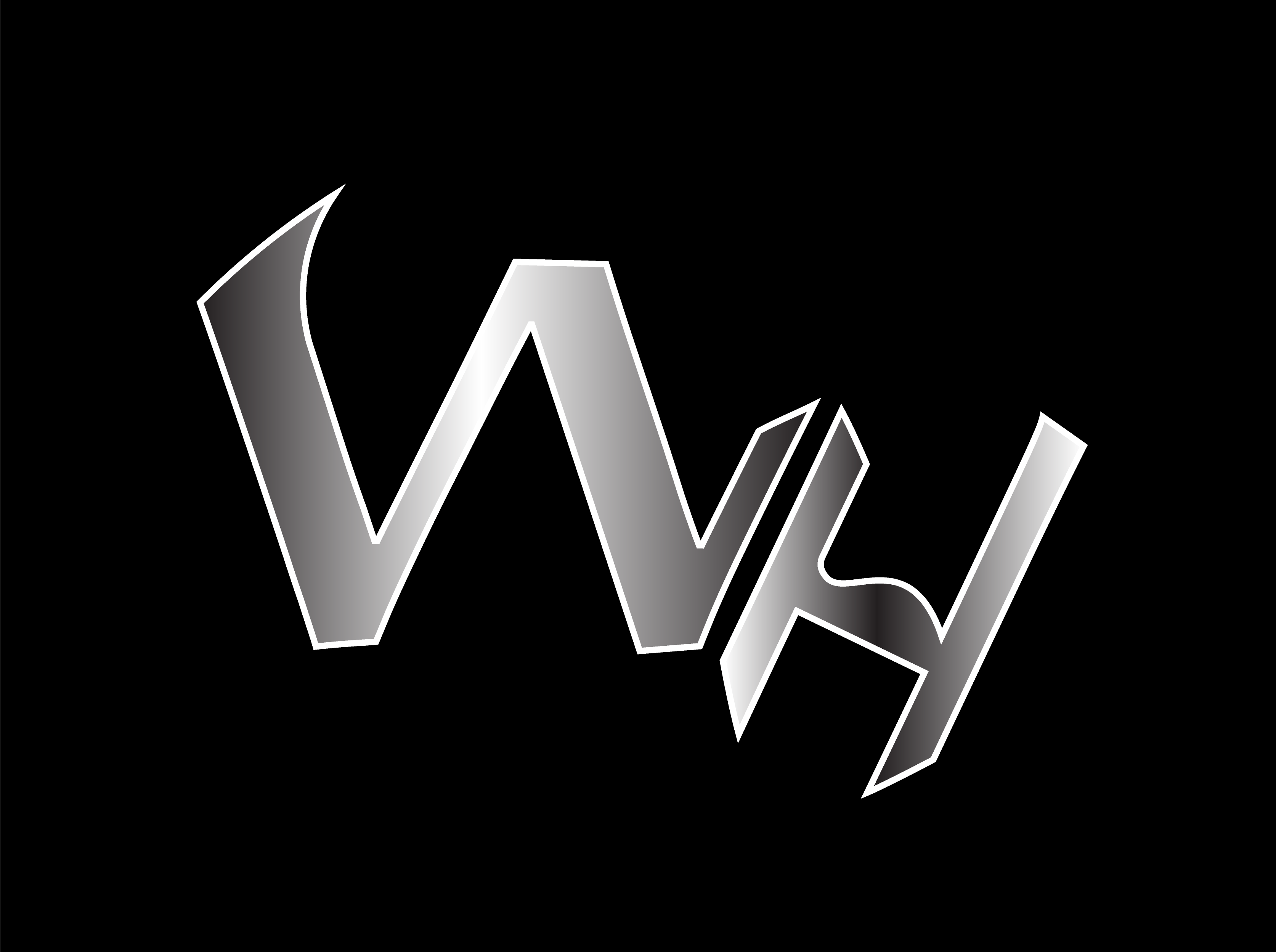 Letter W & H logo. Showcase your brand's personality with a logo designed just for your company.