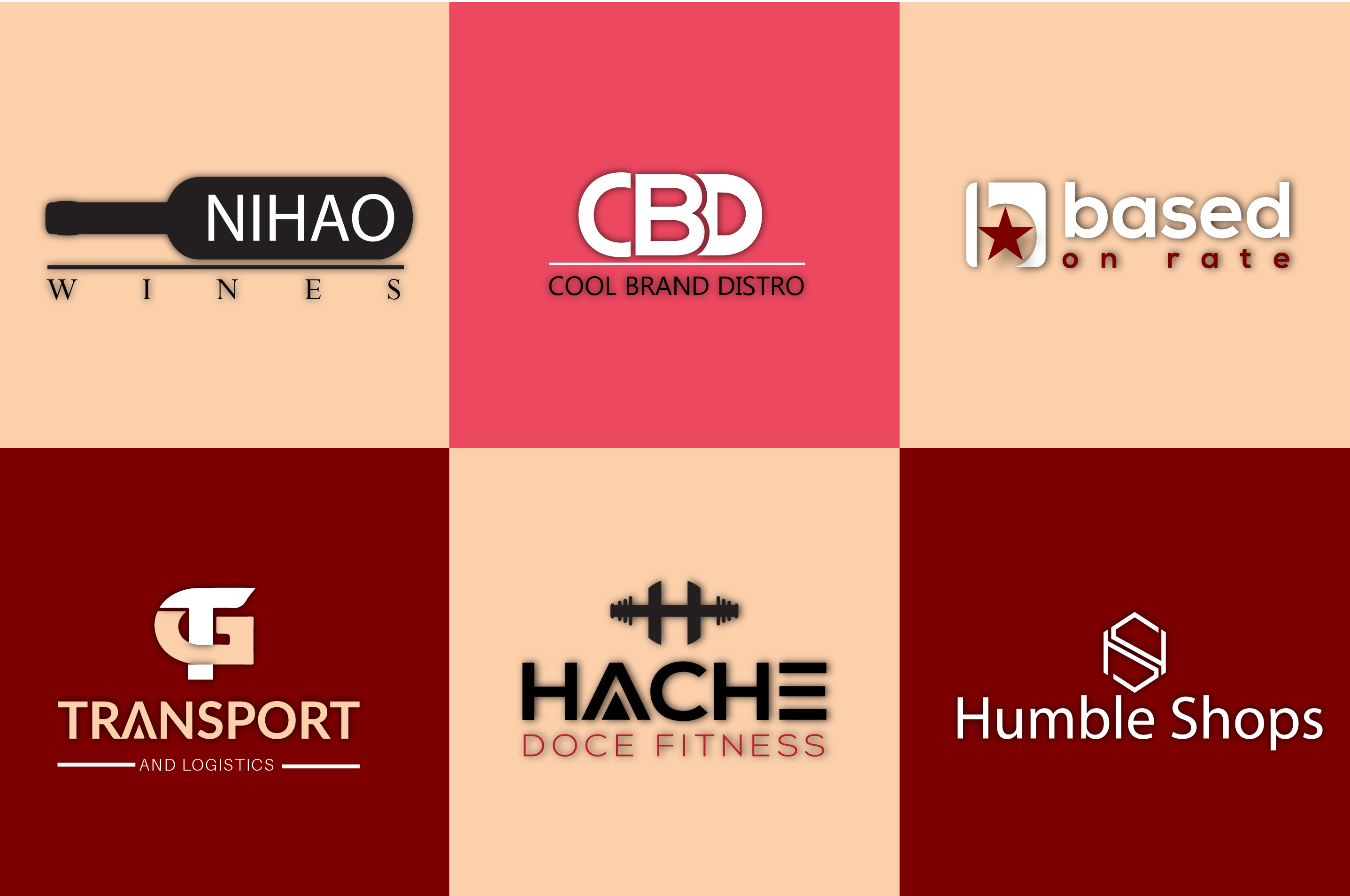 design any simple and creative logo