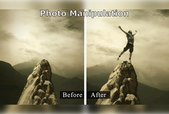 I will do Photo manipulation,  background change for you.