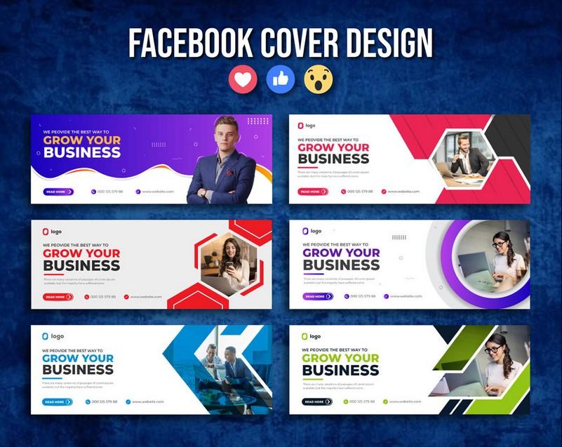 I am professional facebook cover designer