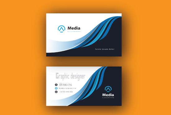 I will do unique and best quality business card design within 10 hour
