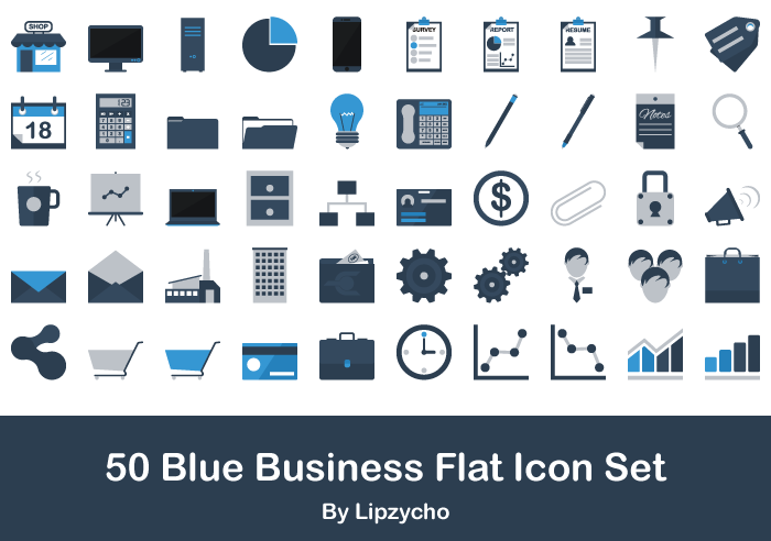 Design Professional Icon Set for your Application or Website