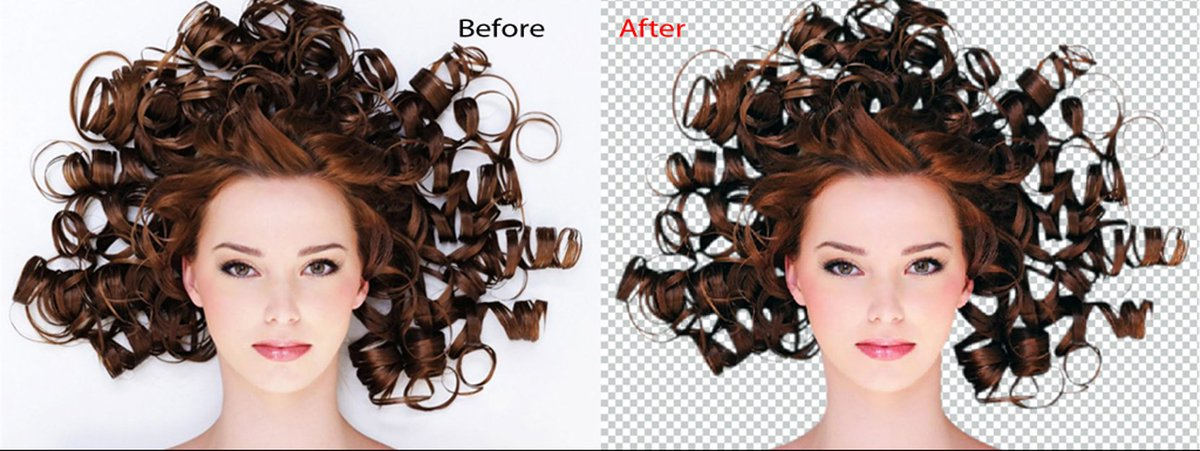 Photo Editing: Photo Masking and Hair masking service 2 Images