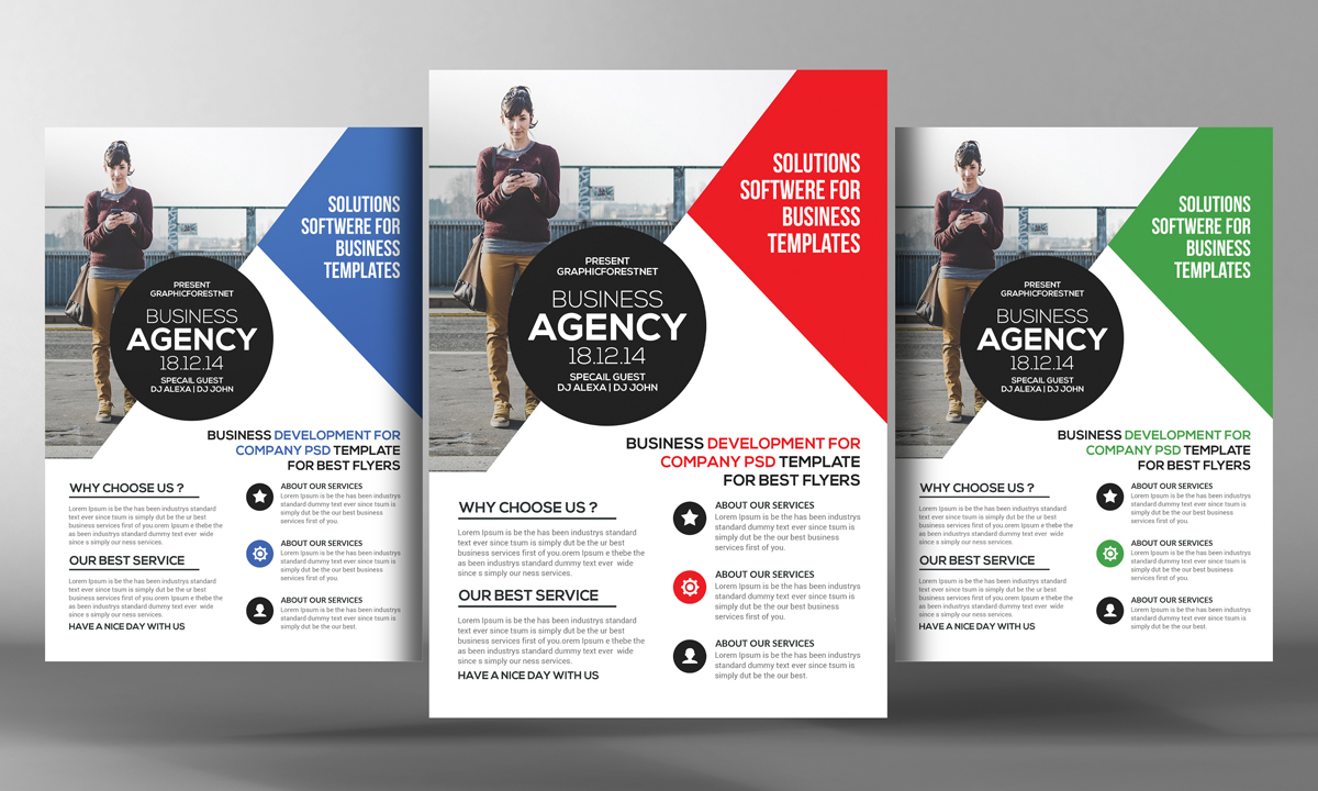 Design Stunning Business flyer and poster within 24 hours