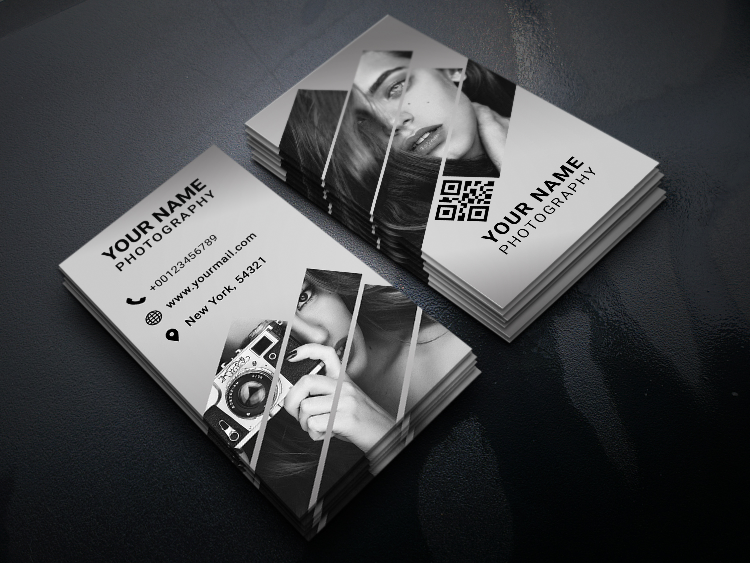 Amazing And Unique Business Card Within 24 Hour