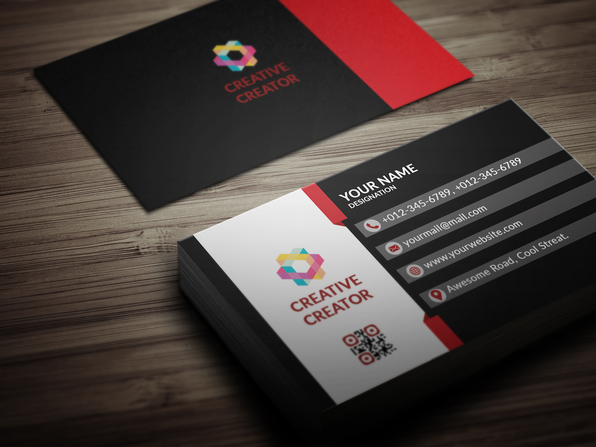 I Can Make Visiting Card For You