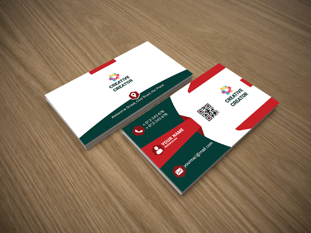 Business Card Design In 2 Hours