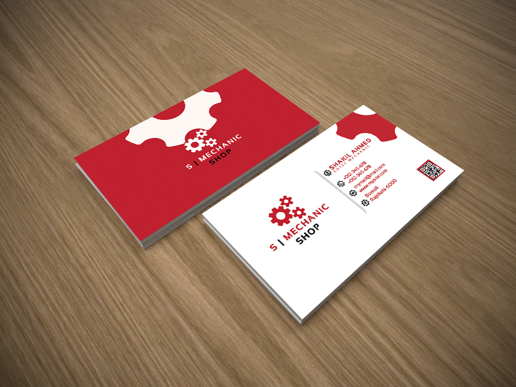 Make Your Best Business Card Design From Me