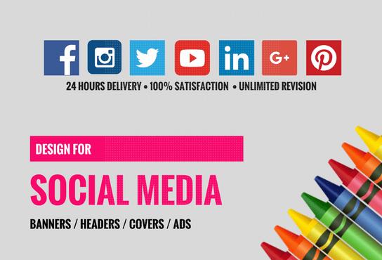 Design Social Media Banners