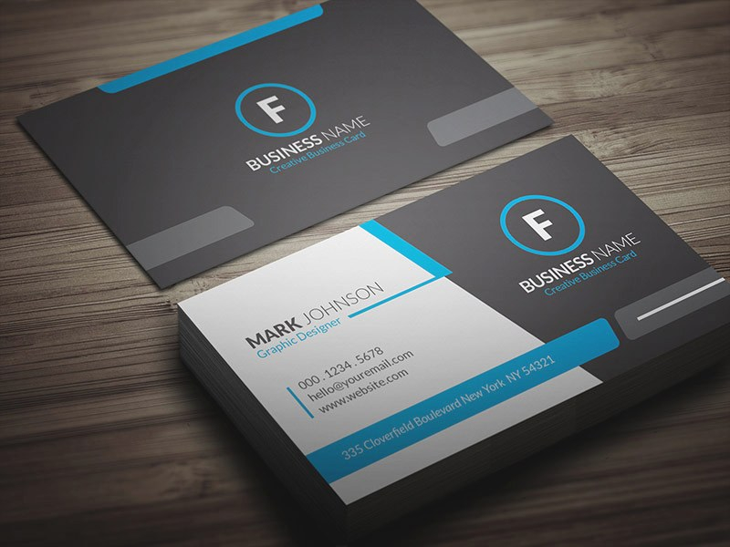 Design a Professional Business Card or Visiting card for 10 – Visiting Card