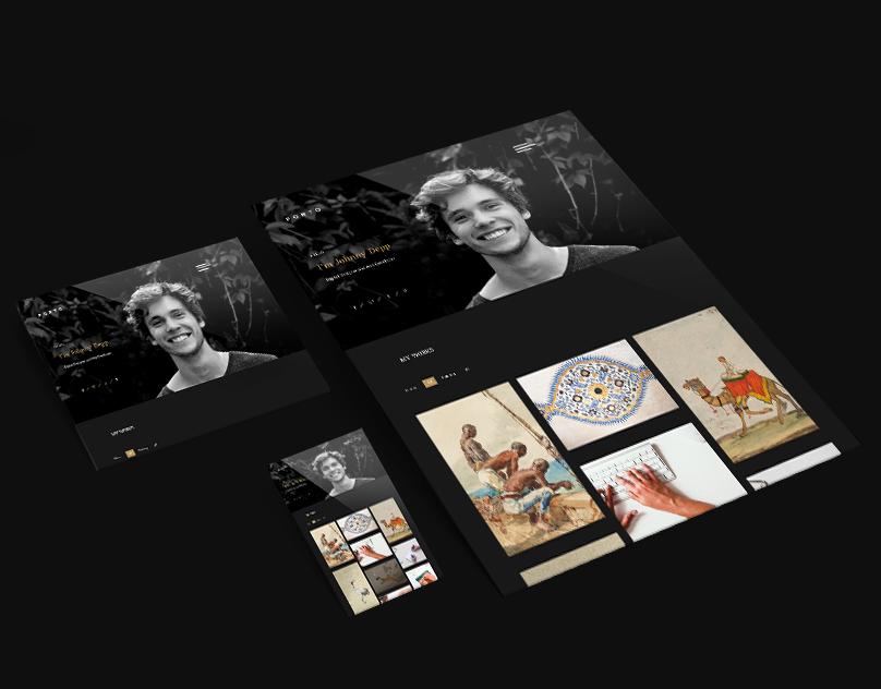 Design Stunning User Interface Website
