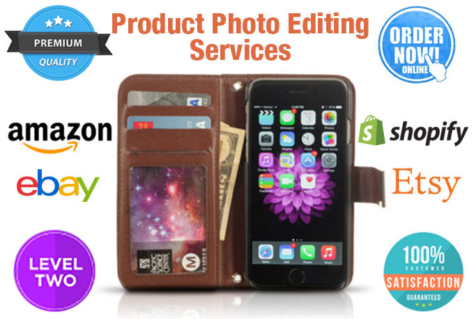 Retouch Your 10 Photos For Amazon Or Ebay