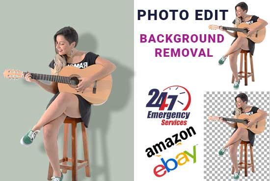 Do any Photo Editing, Background Removal,Crop,Resize Professionally