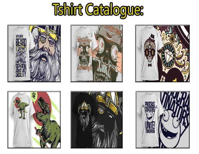 500+ 1,100+ 2,500+ 4,000+Premium Quality Editable PSD T-Shirt Designs