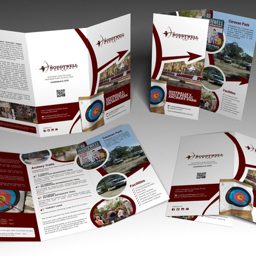 Professional brochures design Within one day