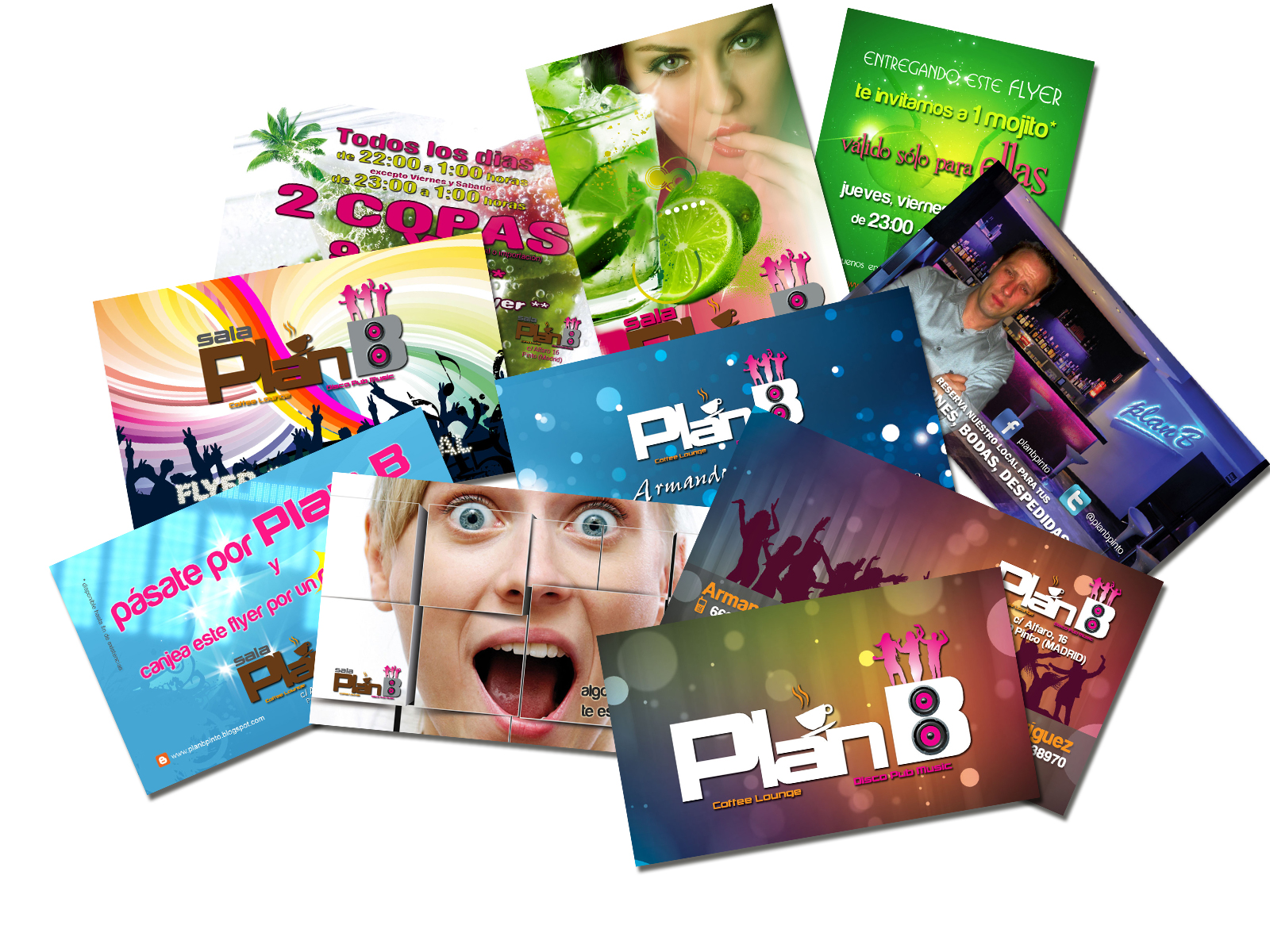 design pros brochure or flyer