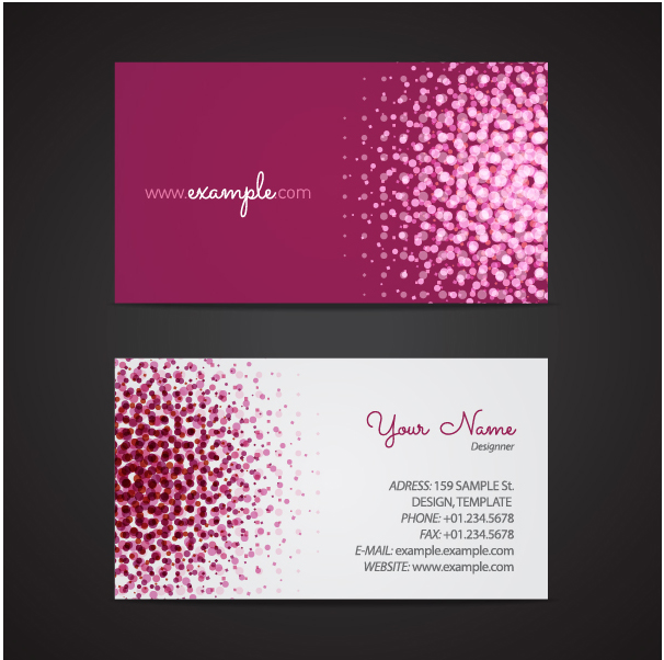 Design Three Different Types Of Business Cards In One Deal For 5