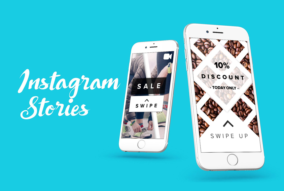 Design beautiful instagram stories or story videos