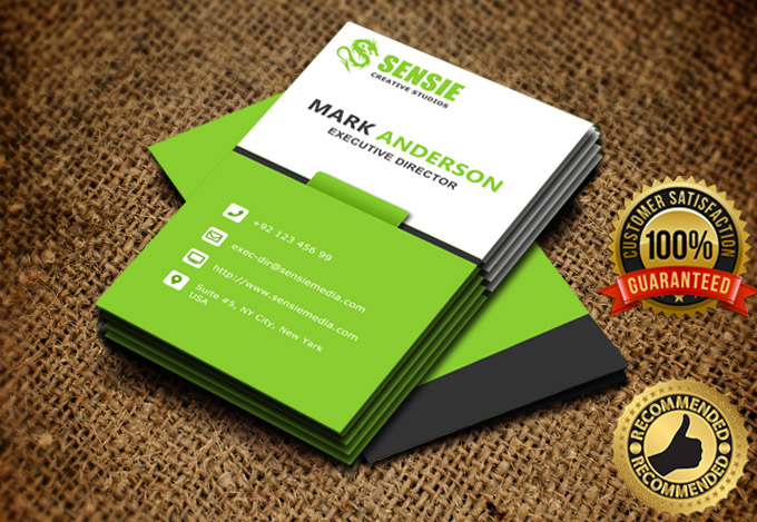 Business Card - with 2 concepts