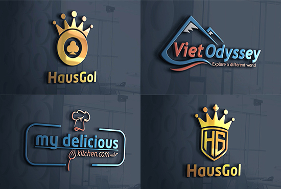 Quality Proved Logo Design with Unlimited Revisions
