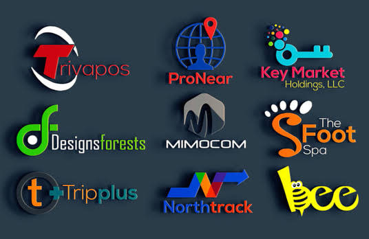 Design high quality 3d logos in cheap rate