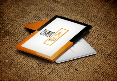 Make modern And Professional Business Card