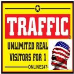 WEBSITE MANAGER TARGETED TRAFFIC