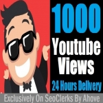 Start Video Promotion With 1000 Views