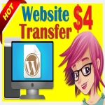 Transfer,  Migration of WordPress website to new host