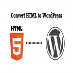 HTML to WordPress Convert on Dynamic Website