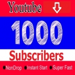 Make 1000+ Youtube Subscrib ers for your YT Channel