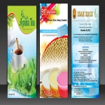design HiGH qulity banner, header, logos, cover, web banner and any Hard Graphics