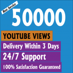 Give you 50000+ True Ads Video Promotion For Your Video