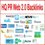 Get you 60 high PR web 2.0 Backlinks