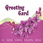 Get elegant and Creative any occasion Greeting card for