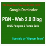 PBN - Manually 30 Web 2.0 Blog Creation From Moz DA50 - DA100