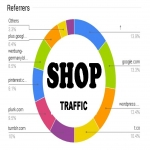 drive 10 days UNLIMITED human real TRAFFIC to etsy shopify amazon ebay store shop product