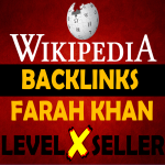 WIKIPEDIA BACKLINK POWER PACK BY LEVEL X3 SELLER - 10.5 YEARS SEO EXPERIENCE