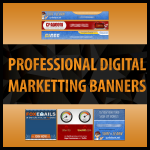 Create 2 Professional animated/flash banners