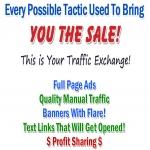 Drive human traffic from google instagram facebook youtube Twitter pinterest etc