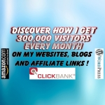 Show you a huge targeted traffic source for your websites and affiliates links