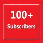 100 YouTube Subscribers to your Channel Never Drop