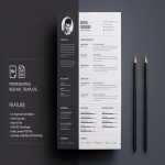 Design Professional Resume For You
