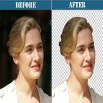 Provide you 10 photos background remove,  all transparent