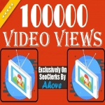 Get Instant 100000 Views